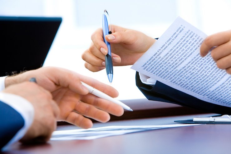 Kostenübernahmevertrag für eine Weiterbildung