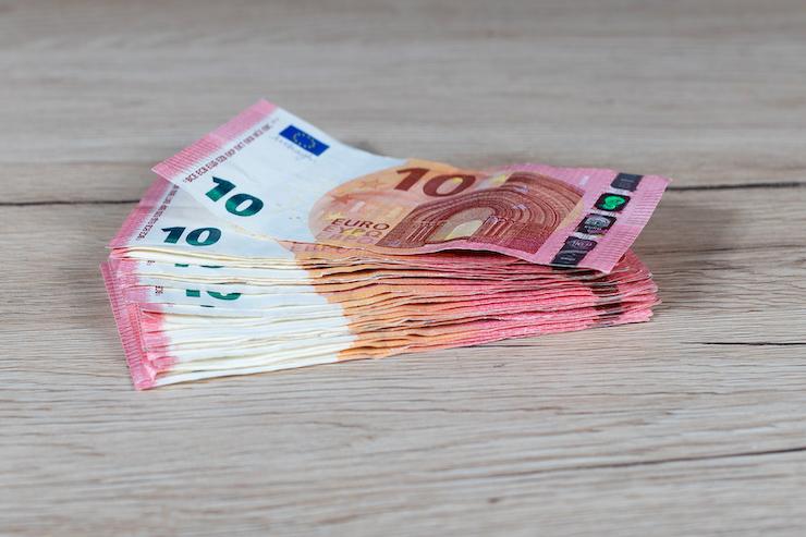 Geldscheine 10 Euro