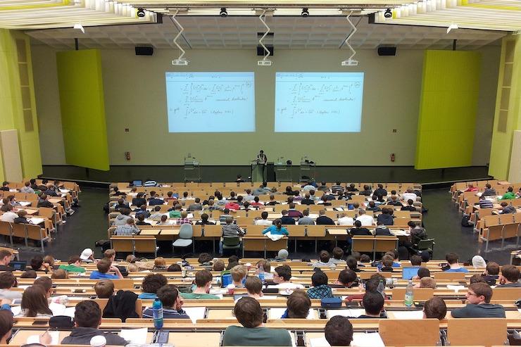Universität Hörsaal Vorlesung