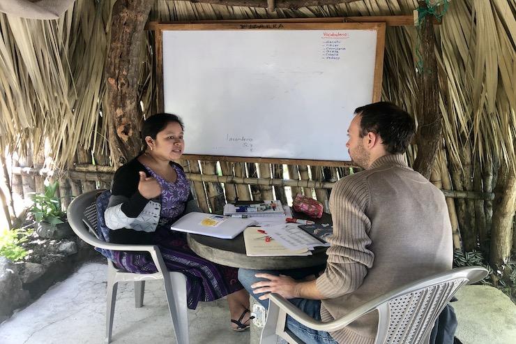 Sprachen lernen im Ausland